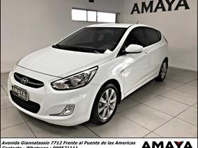 Hyundai Accent 2015 Gls 1.4i Automatico !! Divino !! Amaya