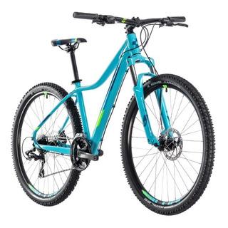 Bicicleta Cube Access Ws, Rosas Hermanos Mercedes