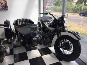 Harley Davidson Flathead 1947