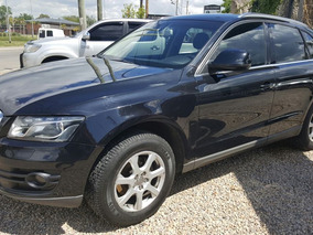 Audi Q5 2.0 Tfsi Mt/6ta Cuero Impecable Estado