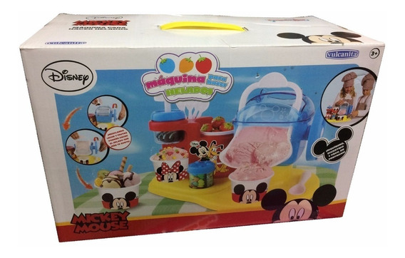Fabrica De Helados De Mickey Mouse - Stickers
