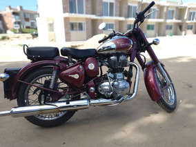 Royal Enfield Classic 500 Impecable Muy Cuidada - Permuta