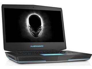 Notebook Alienware Nueva I7/16/1t+256 Gtx1060 6gb Zonalaptop