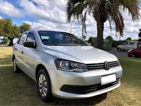 Volkswagen Gol Sedán G6 2014 Full Permuto Financio