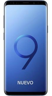 Celular Samsung Galaxy S9 4gb 64gb Dual Gris Nuevo 4g Tranza
