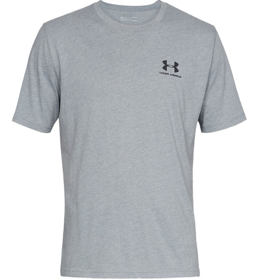 Remera Under Armour Sportstyle Left Training - Under Armour