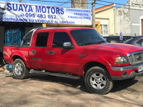 Ford Ranger Limited 3.0cc Turbo 4x4 Permuto Y/o Financio