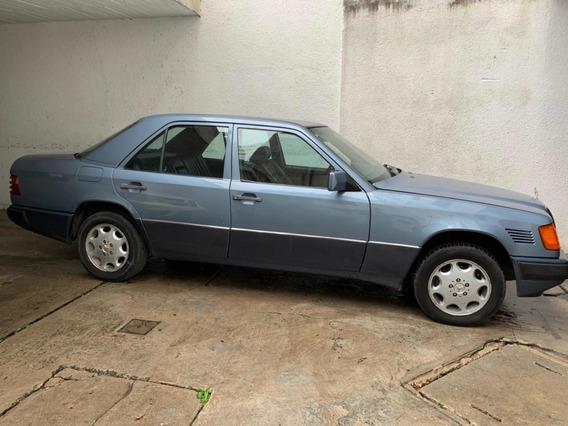 Mercedes-benz 300 Turbo Diesel W124 1989