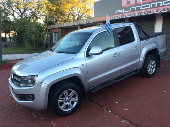 Vw Amarok Tdi Diesel Impecable Estado