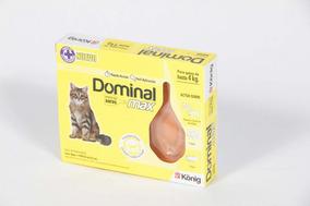 Pipeta Dominal Max Para Gatos De 0-4 Kg