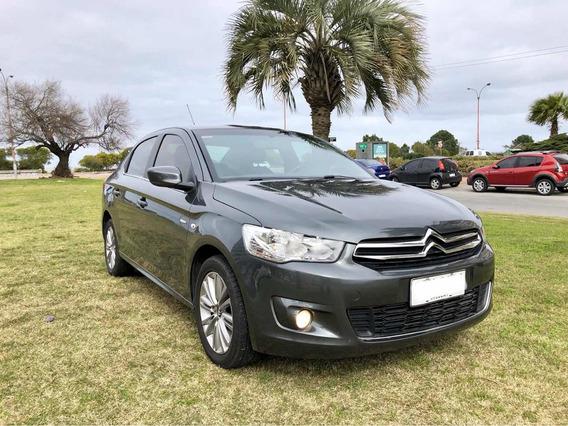 Citroën C-elysée 1.6 Exclusive Nuevo!