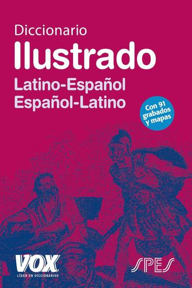 Diccionario Ilustrado Latino-español Tapa Dura