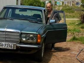 Mercedes-benz 240 Carrocería 123