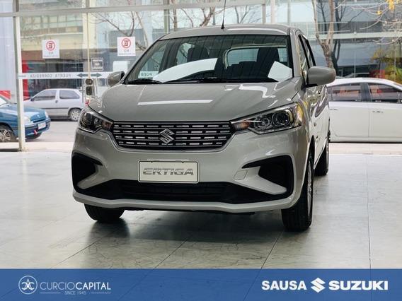 Suzuki Ertiga Gl 2019 Blanco 0km