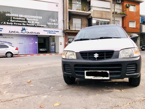 Suzuki Alto 2009 Con Aire Acondicionado Retira Con U$d 2.900