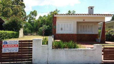 Casa Alquiler N°64 Costa Azul
