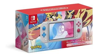 Nintendo Switch Lite Pokemon Espada Y Escudo