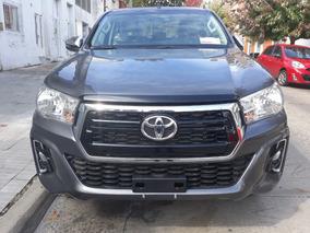 Toyota Hilux Sr 4x4 Nafta 2019. Llevate La Tuya!!