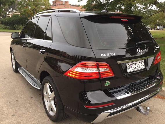 Mercedes-benz Ml Mercedes Ml 350