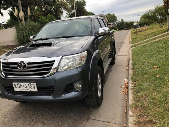 Toyota Hilux 3.0 4x4 Automatica