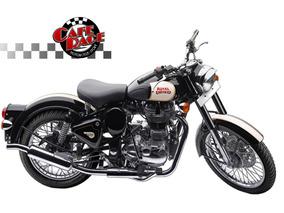 Royal Enfield Classic 500cc | Retro Custom | Promoción ! 0km