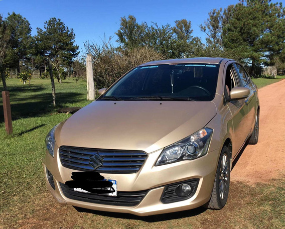 Suzuki Ciaz 1.4 Glx 4p At 2015