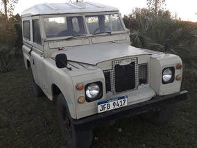Land Rover Defender Serie 2a