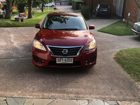 Nissan Sentra 1.8 Sr At 2014