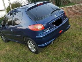 Peugeot 206 1.6 Xs 2006