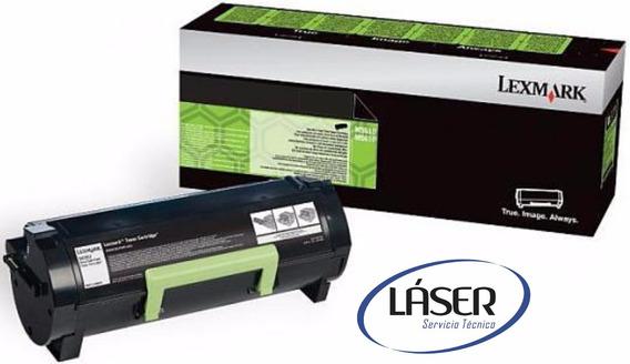 Recarga Lexmark Ms310/410 312/610/410/310 10000 Impresiones