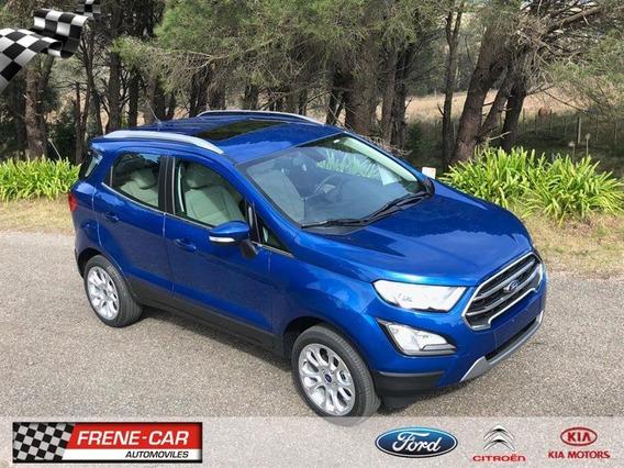 Ford Ecosport Titanium 1.5 2020 0km