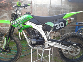 Moto Dirty 250cc Cross