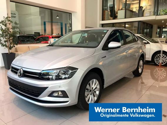Volkswagen Virtus Comfortline 0km Plata - Werner Bernheim