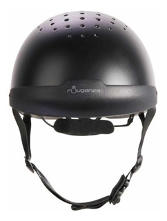 Casco De Equitación C100 Negro Fouganza