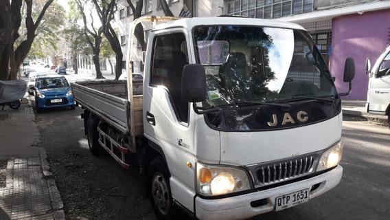 Camion Jac 1040 Año 2010 Descuenta Iva