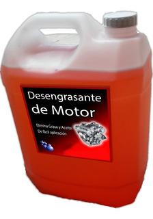 Desengrasante Para Limpieza De Motores De 5 Lt.