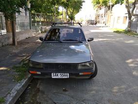 Peugeot 505 2.0 Sri 1989