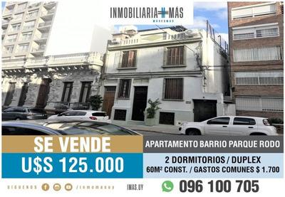 2 Dormitorios * Hermoso Duplex *** Imperdible Oportunidad!!!