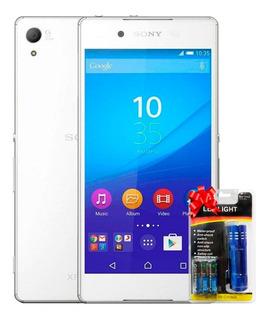 Celular Sony Z3 Plus 3gb Ram 32 Rom 21mpx Ip68 Futuro21 Dimm