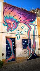 Murales Pintados A Mano En Paredes - Graffitis - Arte Urbano