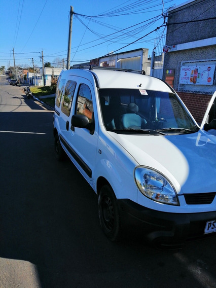 Renault Kangoo 1.6 2 Furgon Confort 5as Lc Cd 2009