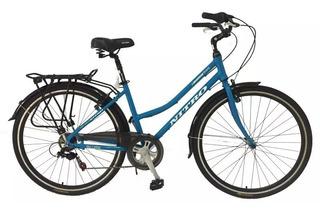 Bicicleta De Paseo Nitro Dama Parrilla R28