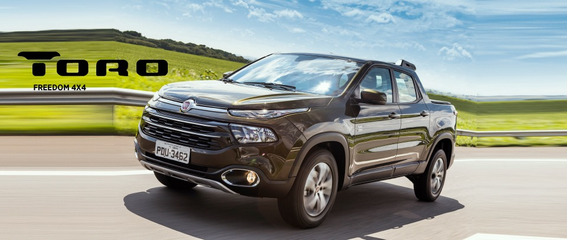 Fiat Toro Freedom O Km At6