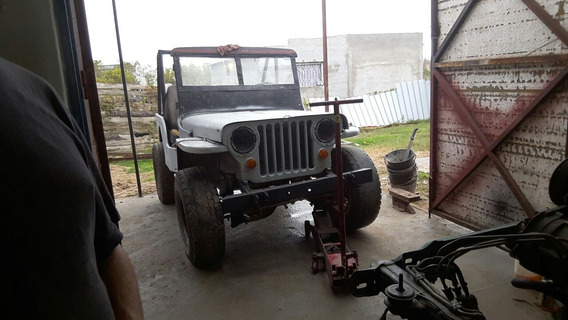 Jeep Jeep Willys Cj2 Jeep Willys Cj2 4x4