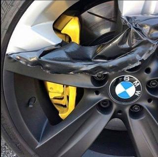 Plasti Car Dip X4 Vinilo Autos Líquido Removible Negro
