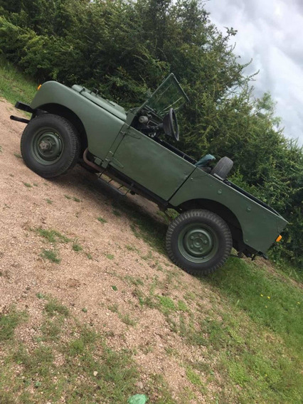 Jeep Land Rover Serie 1