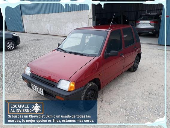 Daewoo Tico 2001 Rojo 5 Puertas