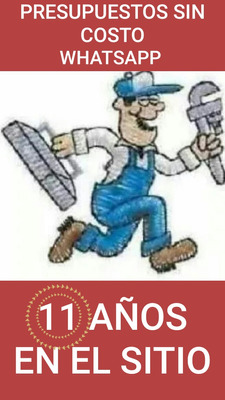 Sanitario Reformas Urgencias Desobstrucción 24hs Whatsapp