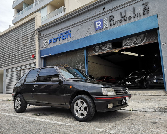 Peugeot 205 Xsi 1998 Excelente Estado Financio Permuto
