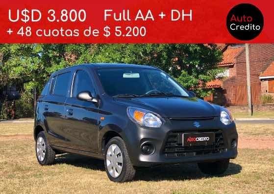 Suzuki Alto U$d 3800 +48de $5200